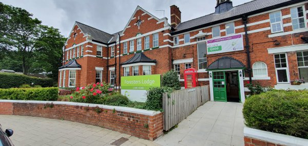 Foresters Lodge Care Home