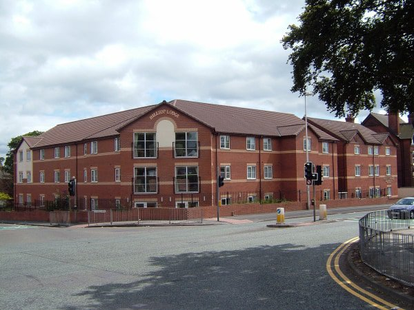 Hill Top Lodge Care Home in West Bromwich