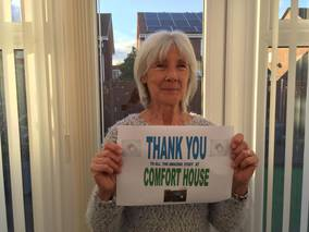 Thank you from Lynne Donnelly