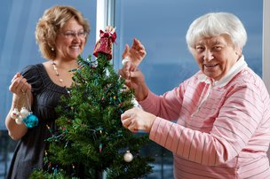 5 Things you can do to Make an Older Persons' Christmas Special