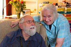 Helping Hands Home Care in Shipley