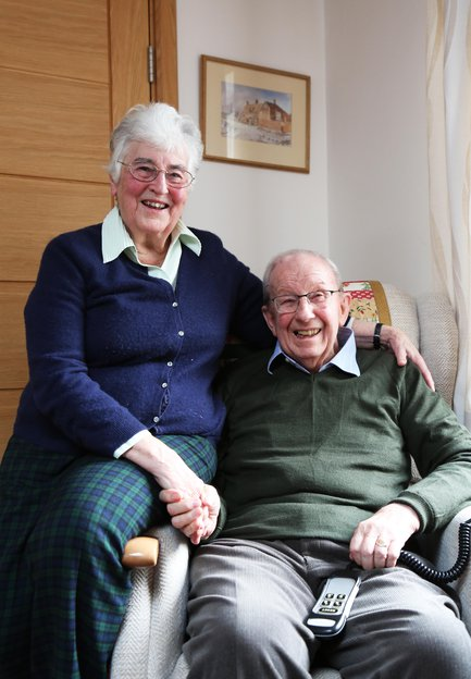 Helping Hands Home Care in Hertford