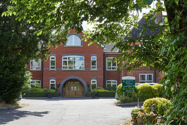Winchester House Care Home in Rochester