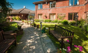 Abbey Park Care Home in Coventry
