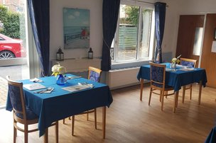 Abbey View Care Home Bangor Dining Room