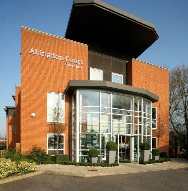 Abingdon Court Care Home in Abingdon