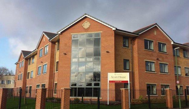Acorn House Care Home in Nottingham