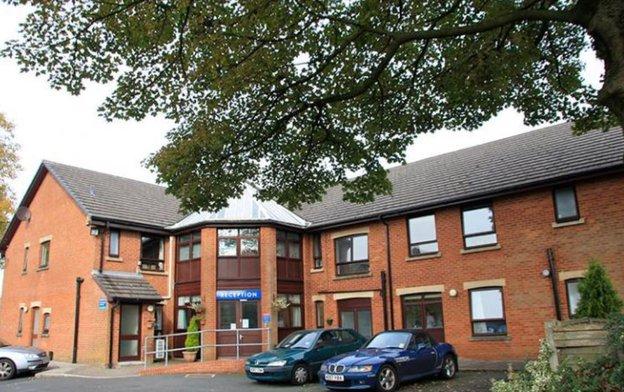 Acorn House Care Home in Blackburn