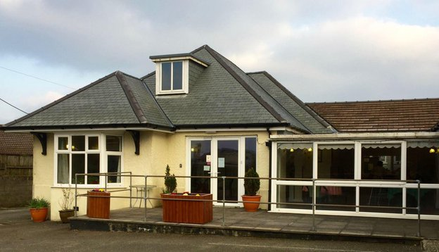Addison Park Care Home in Callington, Cornwall home exterior