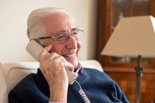 Age UK's Befriending Services