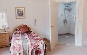 Agincare Cheriton Care Home Bedroom