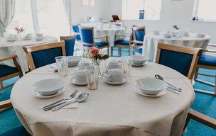 Agincare Cheriton Care Home Dining Room