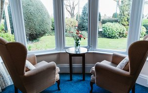 Agincare Cheriton Care Home Seating