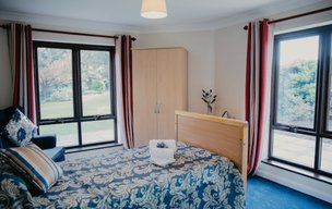 Agincare Gorseway Nursing Home Bedroom