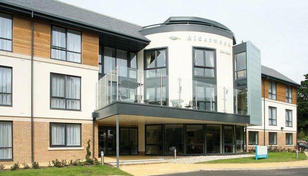 Alderwood Care Home in Colchester