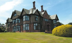Allesley Hall Care Home in Coventry