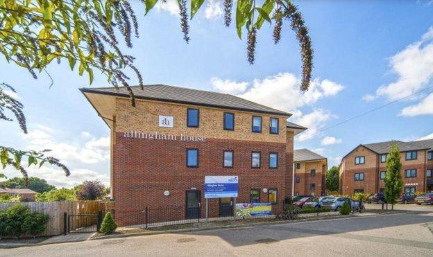 Allingham House Care Centre in Altrincham