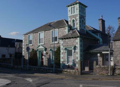 Alma McFadyen Care Centre in Dalbeattie