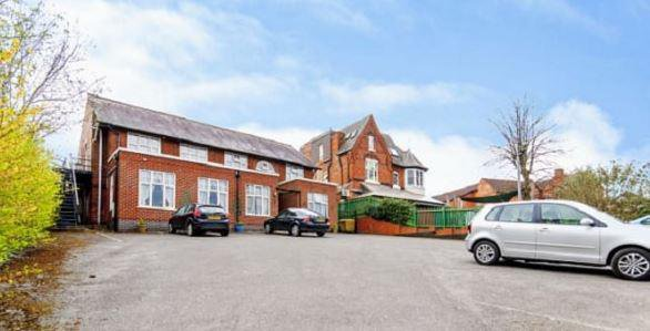 Alston House Care Home in Leicester