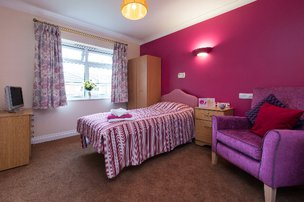 Amberley Hall Care Home in Kings Lynn