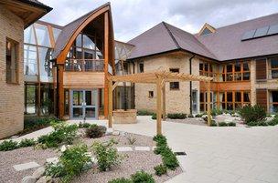 Anjulita Court Care Home in Bedford