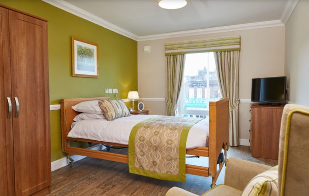 Appletree Court Care Home in Edgware