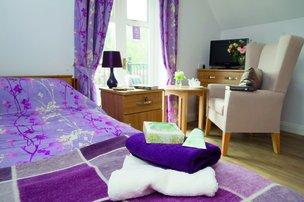 Argyles Car Home Bupa Bedroom