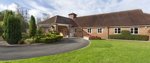 Ashlyns Care Home in Berkhamsted