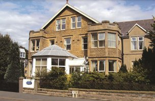 Ashfield Court Care Home in Harrogate