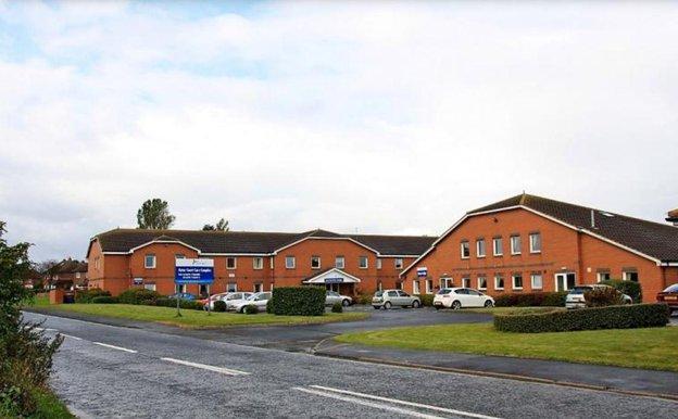 Astor Court Care Home in Cramlington
