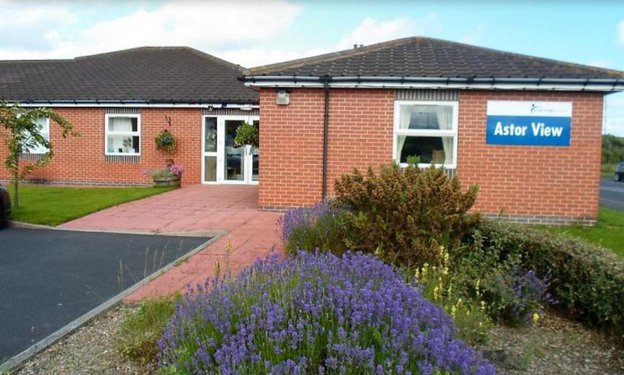 Astor Lodge View Care Home in Cramlington