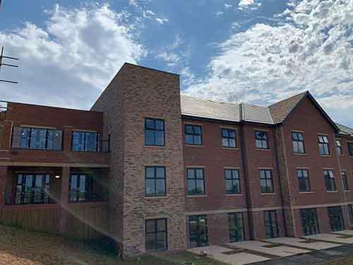 Avery Park Care Home - Exterior