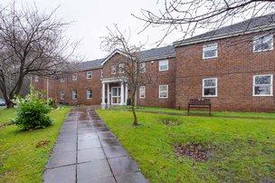 South Chowdene Nursing Home in Gateshead exterior of home