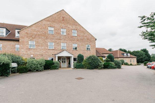 Stamford Bridge Beaumont Nursing Home in York exterior