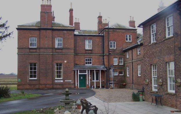 Barrow Hall Care Centre in Barrow upon Humber