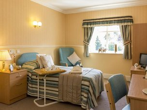 Bedroom in Avery Lodge Care Home