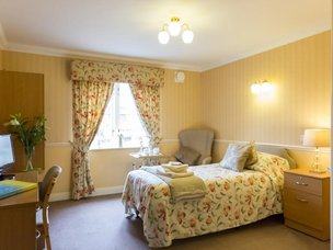 Bedroom in Avery Mews Care Home