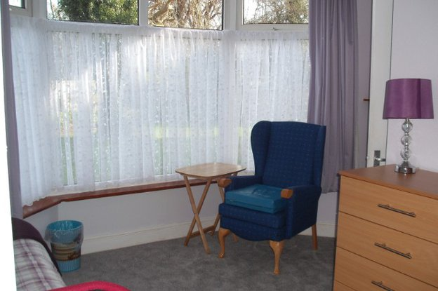 Elm Lea Residential Care Home Kent bedroom