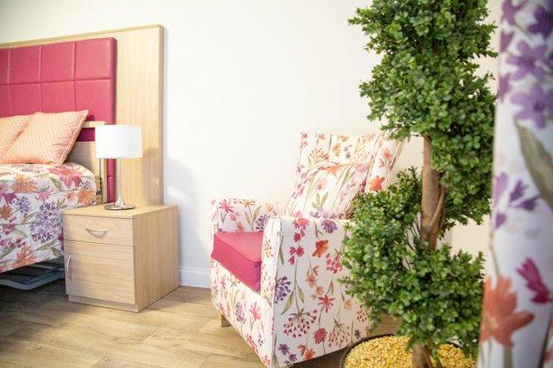 Bedroom in Arbour Walk