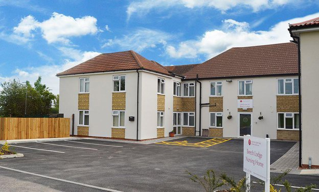 Beech Lodge Nursing Home in Spalding
