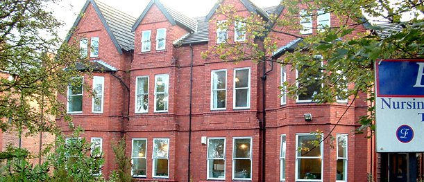 Beechcroft Care Home in Prenton exterior of the home