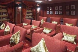 Cinema Room in Bentley House