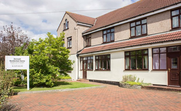 Bernash Care Home in Whitchurch