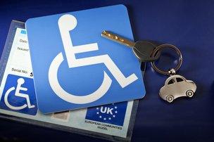 Blue Badge Eligibility
