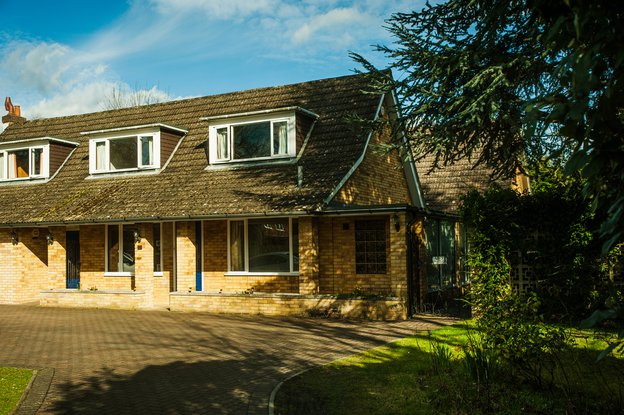 Blue Cedars care home Downing care Farnborough