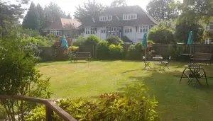 Blenheim Care Home - Rear Exterior