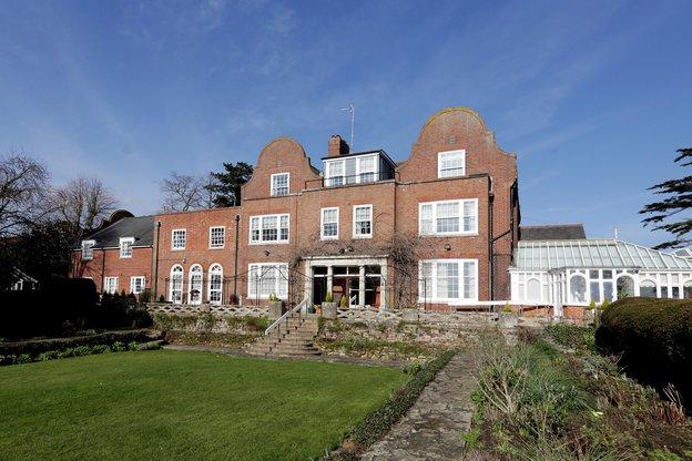 Broadlands Care Home in Oulton Broad