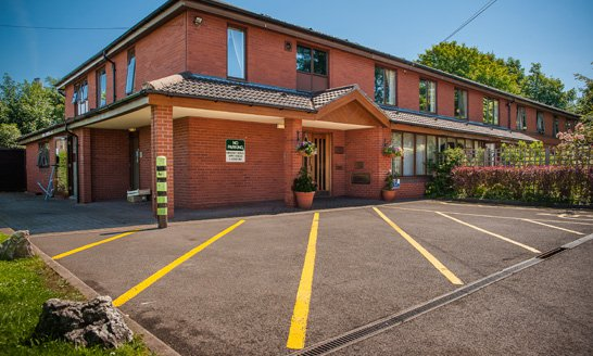 Briar Hill House Care Home in Staffordshire