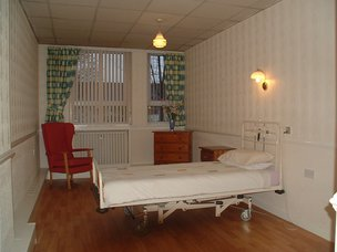 Broadway Residential Care Home Liverpool Bedroom