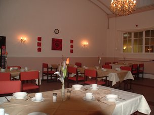 Broadway Residential Care Home Liverpool Dining Room